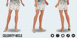 MovieStar - Golden Heels