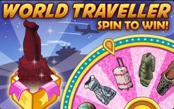 BannerSpinner - WorldTraveller