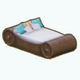 SailingLessons - Oceanside Bed