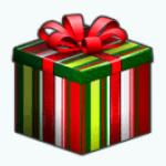 ChristmasDecor - Large Present