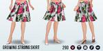 SpringIsComing - Growing Strong Skirt