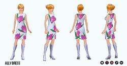 PoshProfessional - Ally Dress