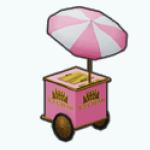 RetroSummerSpin - Ice Cream Cart