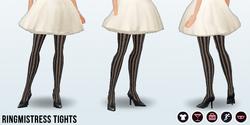 Halloween2013 - Ringmistress Tights