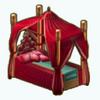 ArabianNightsDecor - Arabian Bed
