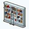 Career - Library Bookshelf