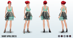 AprilFools - Short April Dress