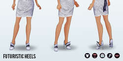 ToTheFuture - Futuristic Heels