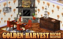 BannerDecor - GoldenHarvest