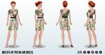 WorldEnvironmentDay - Breath of Fresh Air Dress