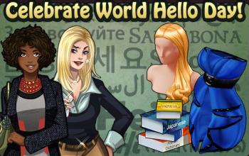 BannerCrafting - WorldHelloDay2015
