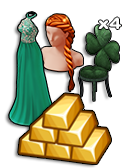 GoldDeal - 160308 - Hair - Dress - Chair