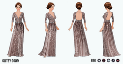 TheVault - Glitzy Gown