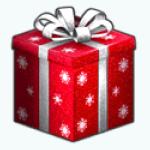 ChristmasDecor - Small Present