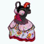 DiaDeLosMuertosSpin - Dia De Los Muertos Dress