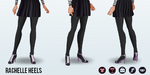 SpringIsComing - Rachelle Heels