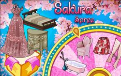 BannerSpinner - Sakura