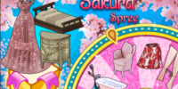 Sakura Spree Spinner