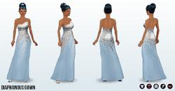 IcePrincessClothing - Diaphanous Gown
