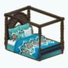 GrandBazaarDecor - Bazaar Poster Bed