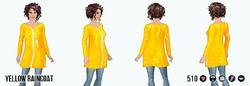 AprilShowers - Yellow Raincoat