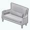 ElegantDiningDecor - Dessert Little Sofa