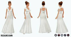 Bridal - Rosaline Gown