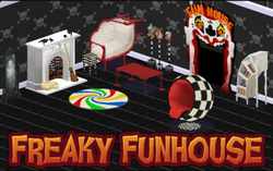 BannerDecor - FreakyFunhouse