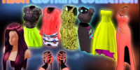 Neon Clothing Collection