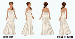 Bridal - Satine Gown