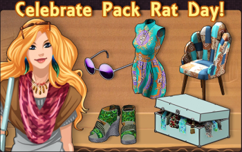 BannerCrafting - PackRatDay