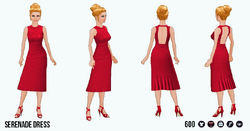 LoveSong - Serenade Dress