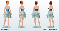 PartySpreeSpin - Party Dress