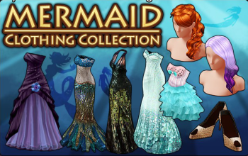 BannerCollection - MermaidClothing