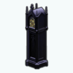 GothicDecor - Gothic Clock