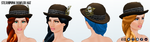 Steampunk - Steampunk Bowler Hat