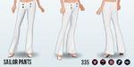 FleetWeek - Sailor Pants