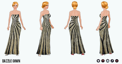 TheVault - Dazzle Gown