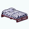 ZebraDecor - Zebra Urban Bed