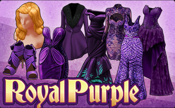 BannerCollection - RoyalPurple