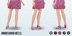 Bridesmaid - Bridesmaid Heels