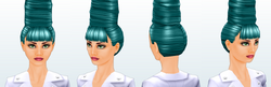 AprilFools2013 - Gaga Hair