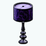 GothicDecor - Gothic Lamp