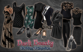 BannerCollection - DarkBeauty