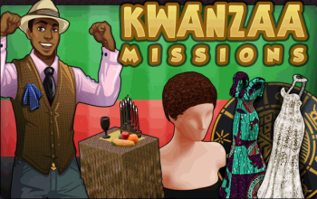 BannerCrafting - Kwanzaa