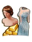 GoldDeal - 170106 - Hair - Dress