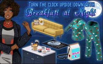 BannerCrafting - BreakfastAtNight