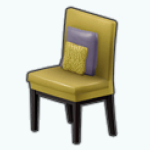 JewelSpin - Citrine Chair