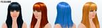AprilFools - Felicia Hair