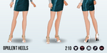 RestaurantWeek - Opulent Heels